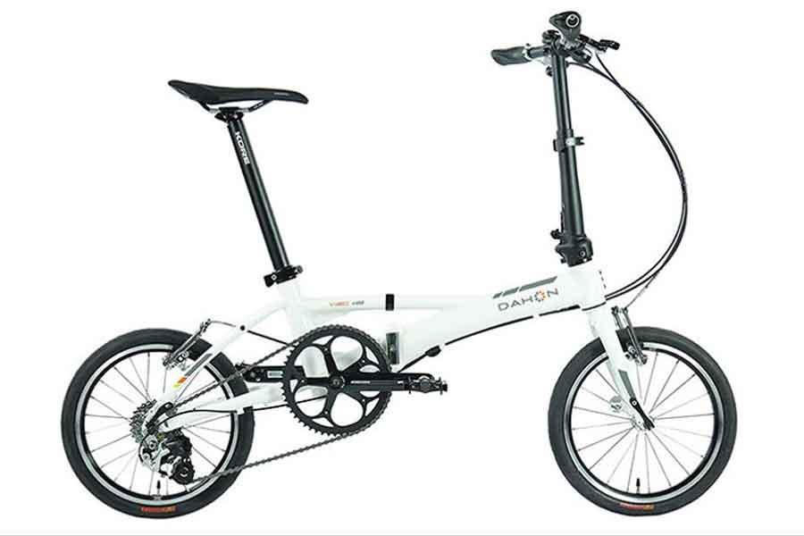 saat membeli harap perhatikan Ukura sepeda saat terlipat