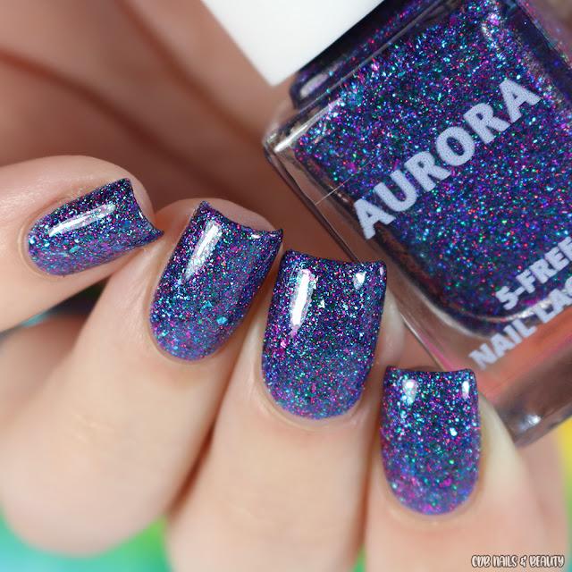 Aurora Nail Lacquer-Mermaid With Love