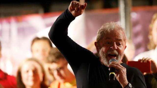 Lula: Ignorancia de Bolsonaro costó miles de vidas en Brasil