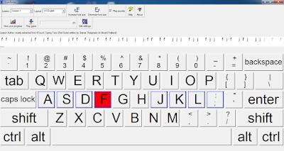 TYPEFASTER TYPING TUTOR 0.4.2