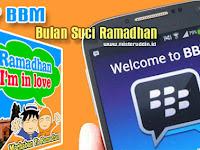 DP BBM Puasa Bulan Suci Ramadhan Lucu gif