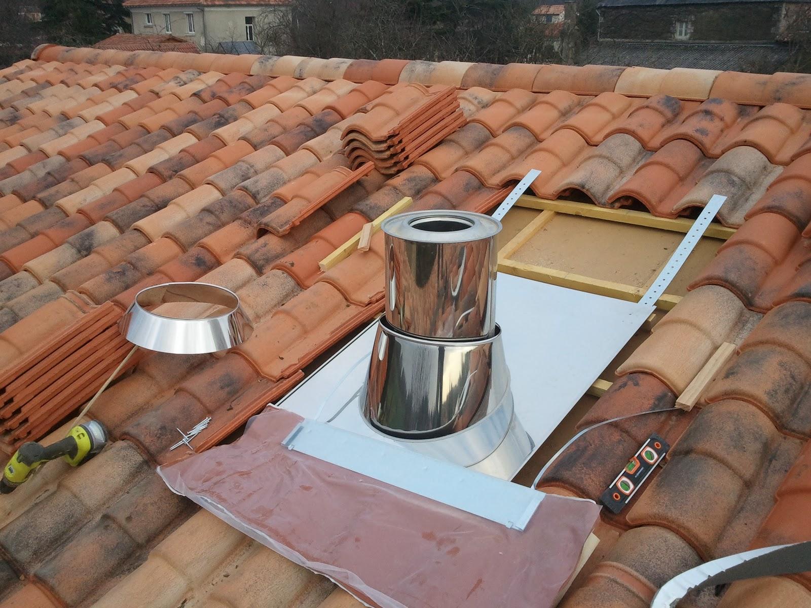 solin de toit pour chemin e rev tements modernes du toit. Black Bedroom Furniture Sets. Home Design Ideas
