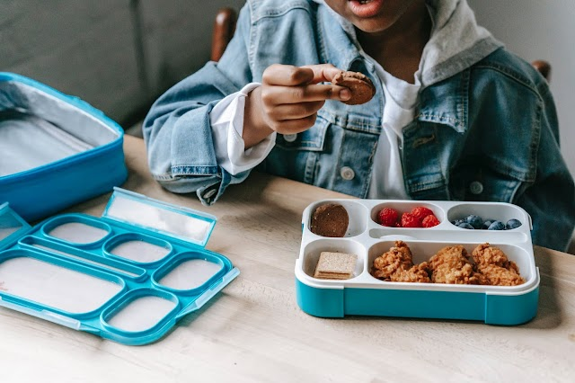 Easy to Prepare Deliciously Healthy Snacks for kids