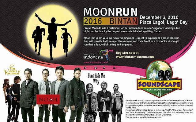 MOONRUN 2016 BINTAN
