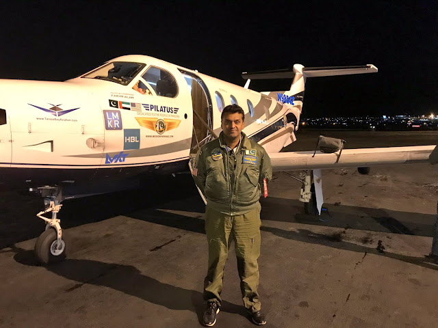 Fakhr-E-Alam Becomes First Pakistani To Circumnavigate The World #MissionParwaaz