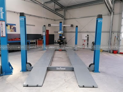 Hướng dẫn chi tiết cách sử dụng cầu nâng 4 trụ đúng kỹ thuật