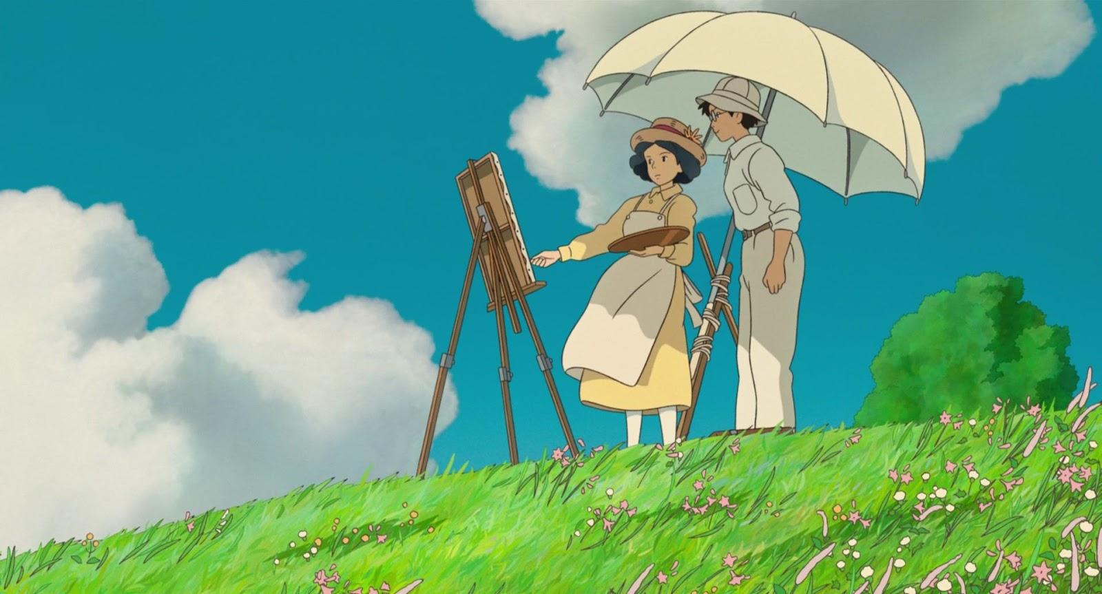 Kaze Tachinu (The Wind Rises), ghibli movie, hayao miyazaki