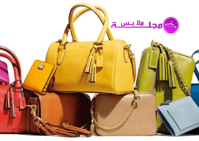 6 حقائب يد لكل امرأة