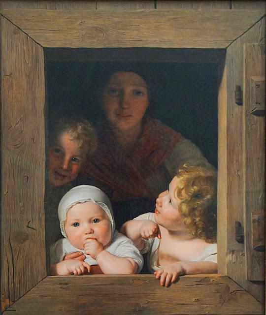 Ferdinand Georg Waldmüller | Genre / Orientalist painter