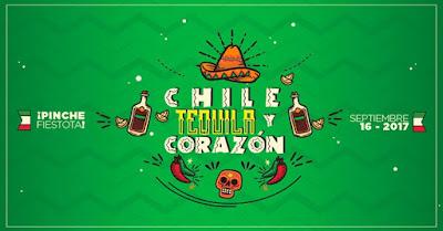 Chile, Tequila y Corazón en Bruno
