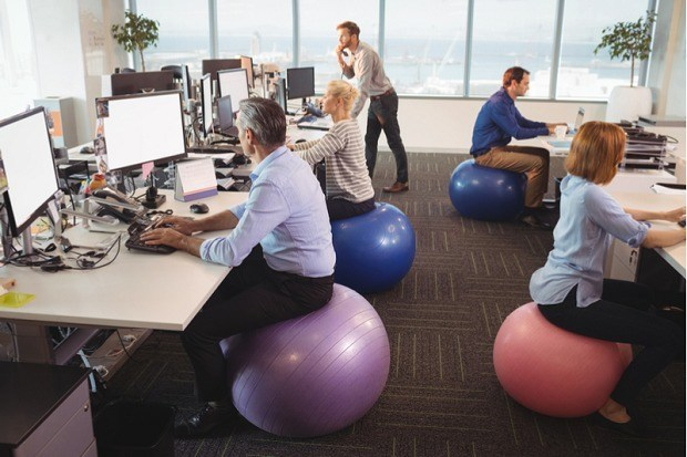 office fitness challenges