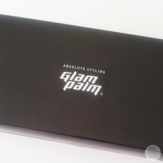 Review: Glampalm Standard Magic Series Hair Styling Iron