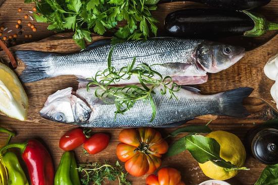 Sea bass Turkish Recipe