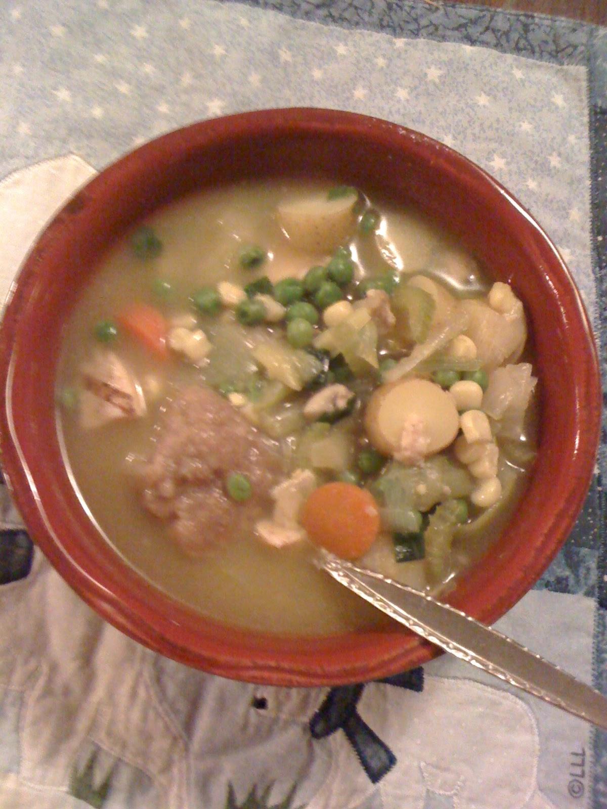 Sunday Soups Stone Soup