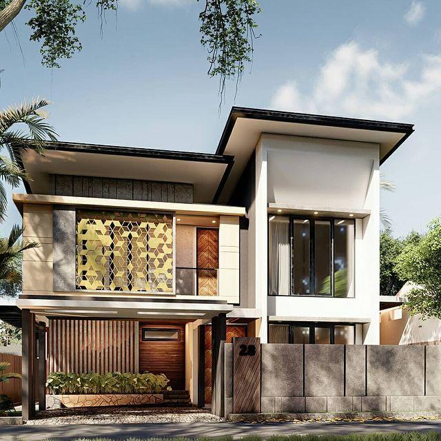 desain rumah harga 1 milyar