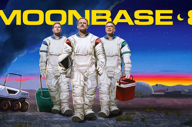 """Full Episode Of Showtime's New Series """"Moonbase 8"""""""