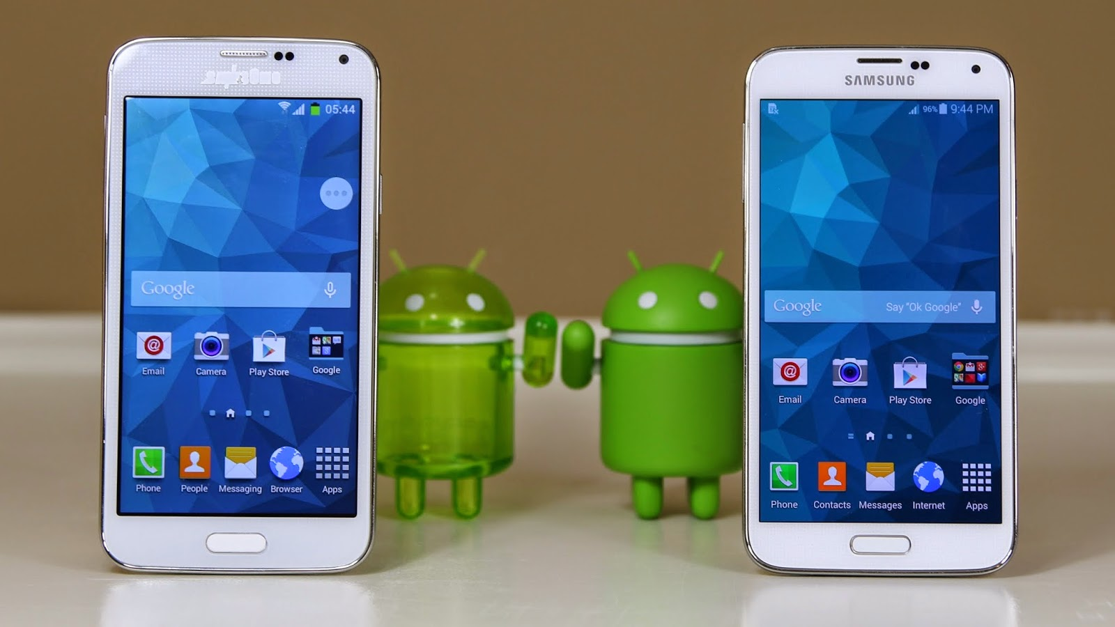 HOW TO SPOT A FAKE/CLONE ANDROID DEVICE ( GALAXY, HTC