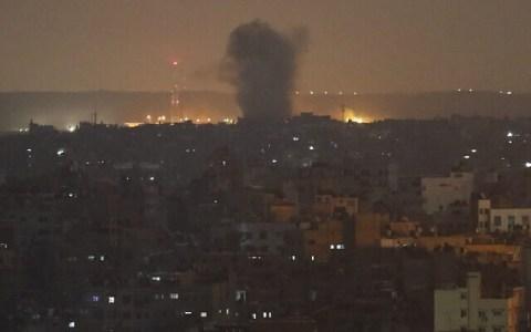 Dunia Disibukkan Corona, Tentara Israel Serang Situs-situs Perlawanan di Gaza Utara