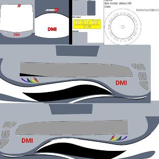 Livery Bussid DMI