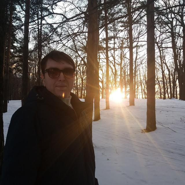 Психолог Евгений Седов — Белое утречко (перевод стихотворения)