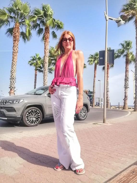 fashion blogger best beach