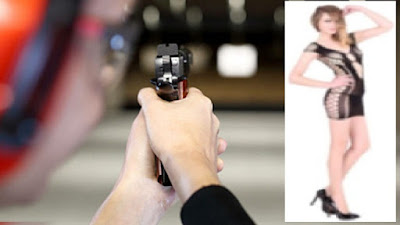 Tembak Teman Kencan yang di Pesan Secara Online, Oknum Polisi AP Ditahan
