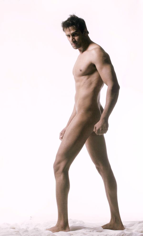 Naked Indian Male Models