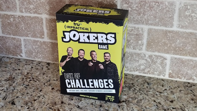 box of challenges