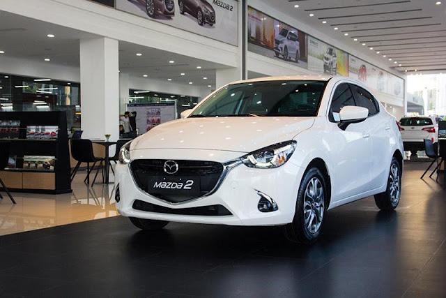 Mazda2 chuyển sang nhập khẩu từ Thái Lan