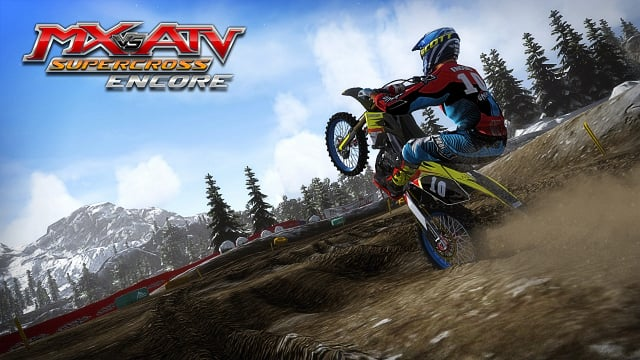 MX VS ATV SUPERCROSS ENCORE 2017 OFFICIAL PACK-CODEX