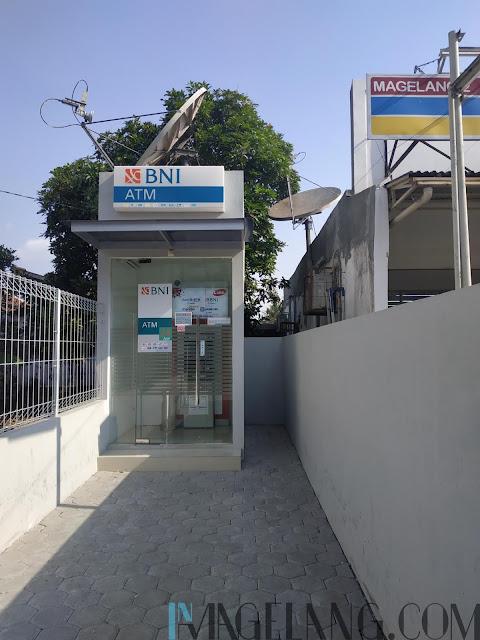 ATM BNI Ruko Armada Estate, sumber : Inmagelang.com