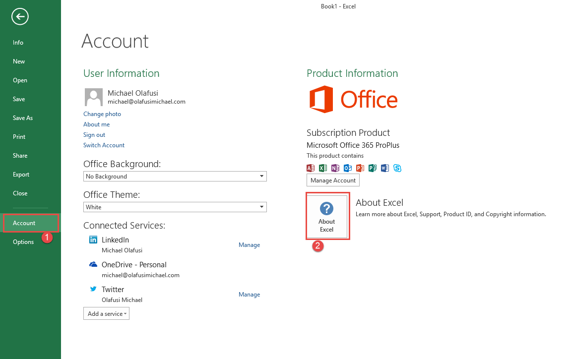 UrBizEdge Blog: How To Enable The Power BI Add-Ins in Excel