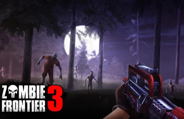 Zombie Frontier 3 2.16 Apk + Mod(Coins/Gold/Money)