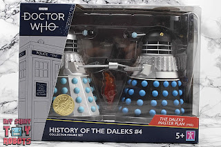 History of the Daleks #4 Box 01