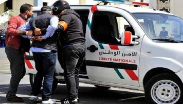 اعتقال شخص بمدينة فاس لحيازته وتهريب مخدرات ومؤثرات عقلية