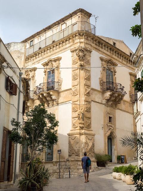 Scicli, centro storico ©Valeriaderiso