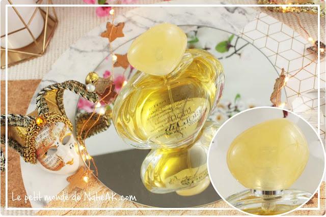 design flacon de parfum