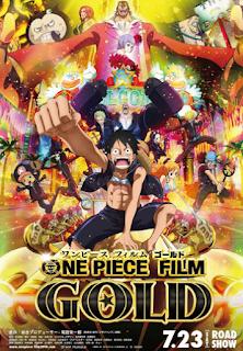 Download One Piece Movie 13 : Gold Sub Indo