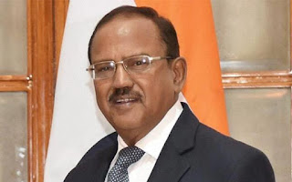 Mr. Ajit Doval Reappointed as the NSA with Cabinet Minister Rank