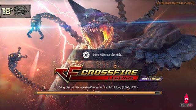 Grossfire legends