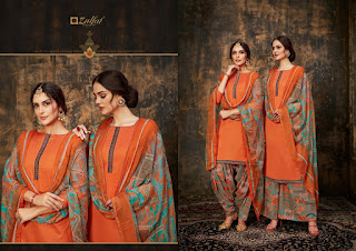 Diwan fashion · Post Zulfat Mohini Jam Cotton Salwar Kameez Collection In Wholesale Rate