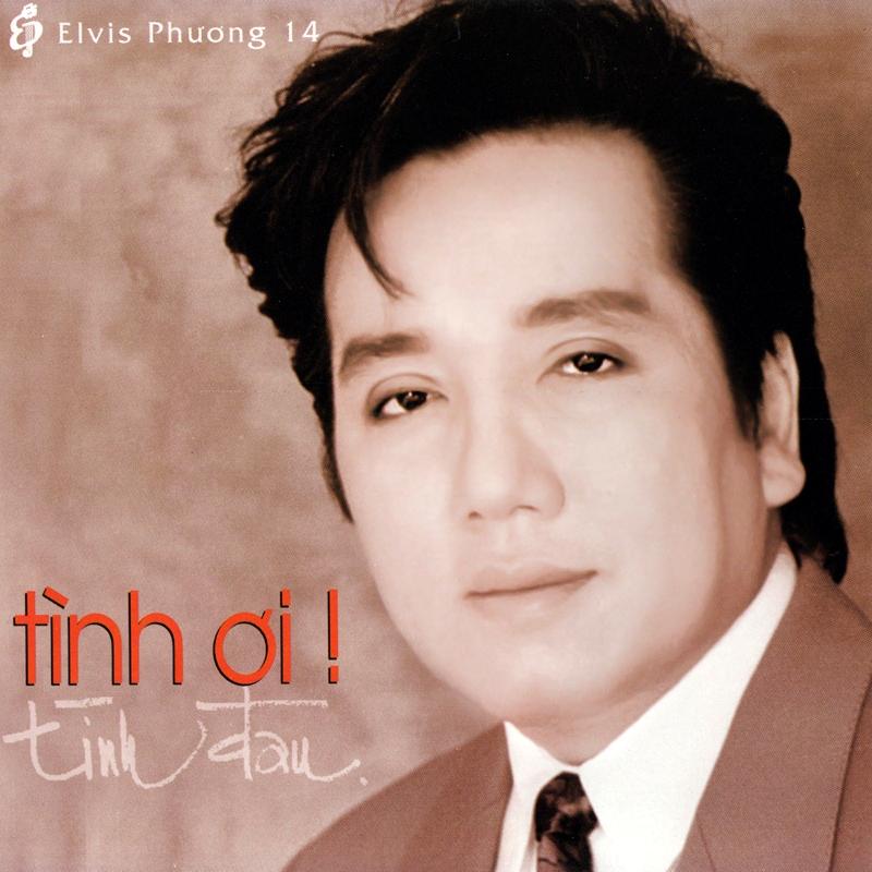 Elvis Phương CD014 - Tình Ơi! Tình Đau (NRG)