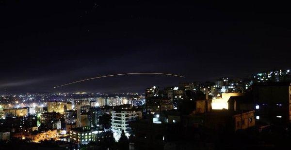 Bombardeo de Israel contra Siria deja tres muertos