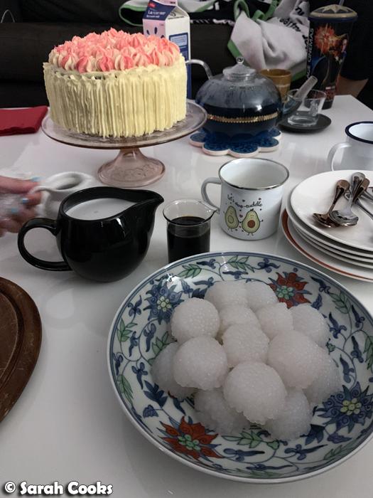 Gula Melaka Puddings