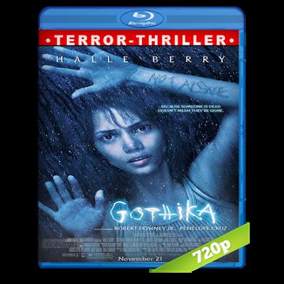 Gothika (2003) BRRip 720p Audio Trial Latino-Castellano-Ingles 5.1