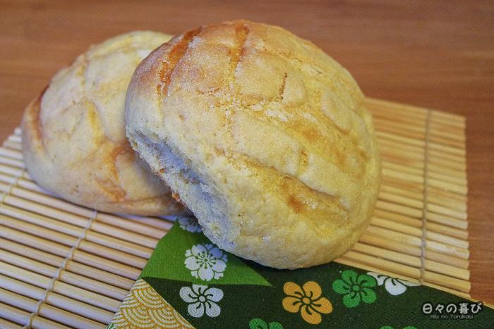 melon pan maison