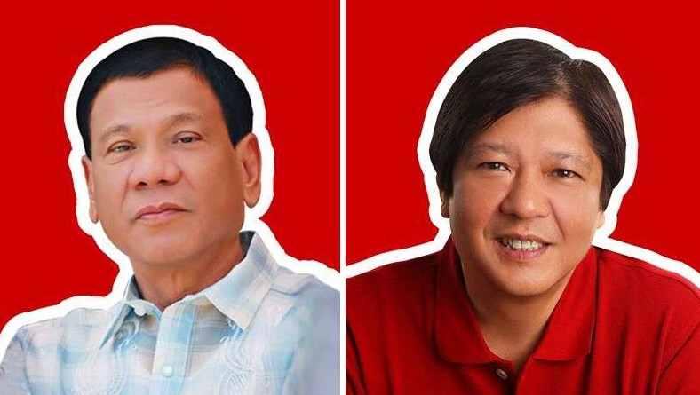 Duterte: I'll let Bongbong Marcos take over if I don't resolve crimes in 3 months