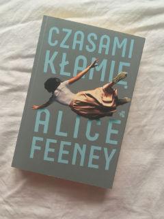 """""""Czasami kłamię"""" Alice Feeney, fot. paratexterka ©"""