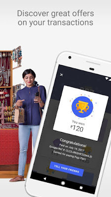 Download Tez – A new payments app by Google