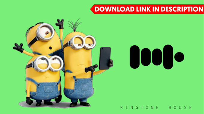 Minions Ring Ring Ringtone | Funny Ringtone | Link in Description | Ringtone House